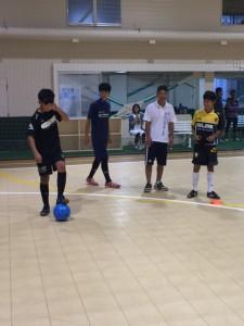 ブラインドサッカー3